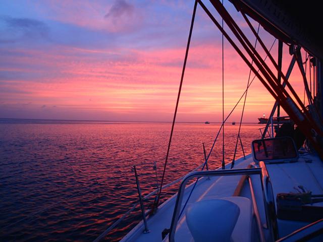 Sunset Cruise – Grenada