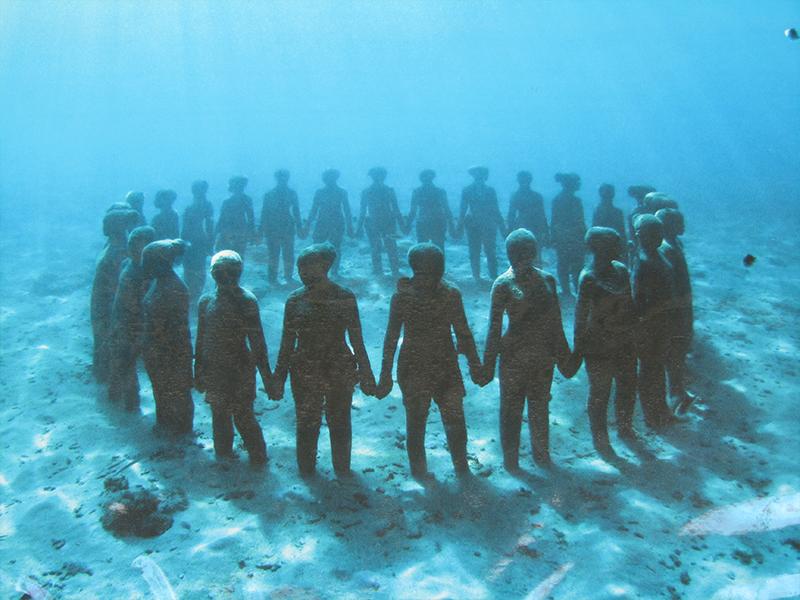 Glass Bottom Boat Underwater Exploration – Grenada